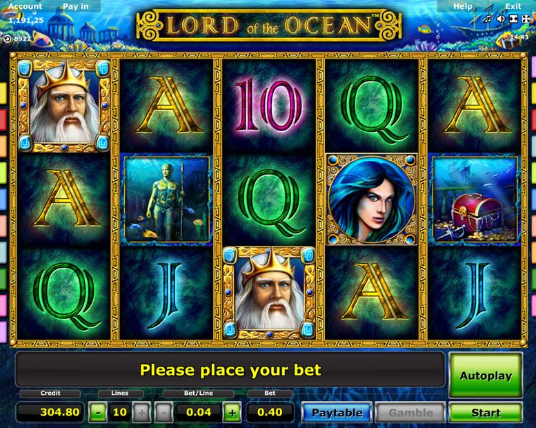 online casino eu lord of the ocean kostenlos