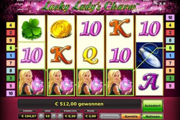 gametwist casino online lacky lady